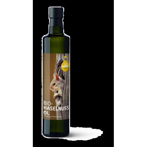 Bio olej z lískových ořechů