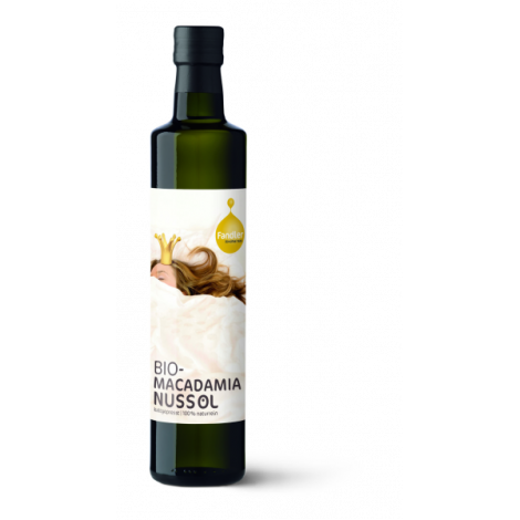 Bio makadamový olej