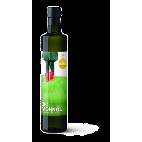 Bio makový olej