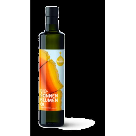 Bio slunečnicový olej