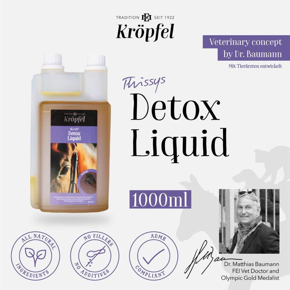 Kröpfel Detox Liquid 1 litr