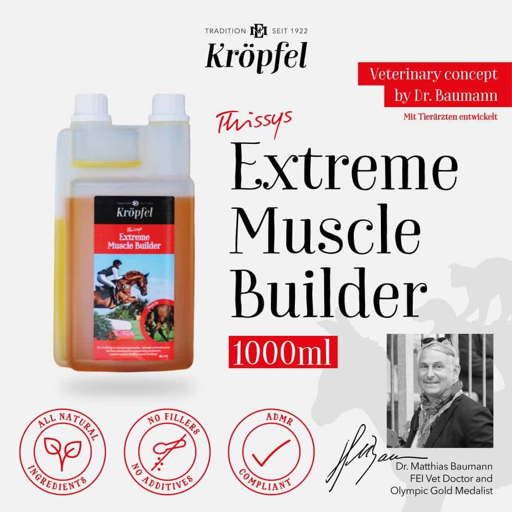 Kröpfel Extreme muscle builder 1 litr